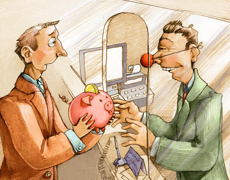 Может ли банк забыть про кредит